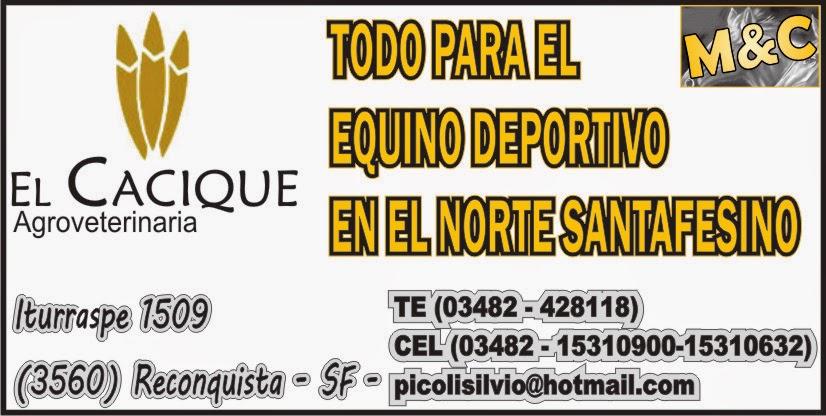 EL CACIQUE - 23/07/14