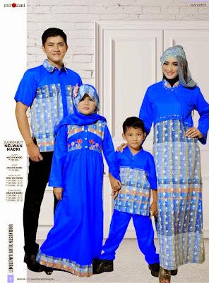 Model baju lebaran keluarga tahun terbaru 2015