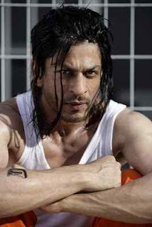 I still cry and get stressed Shah Rukh Khan