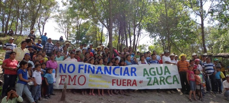 BankTrack Agua Zarca