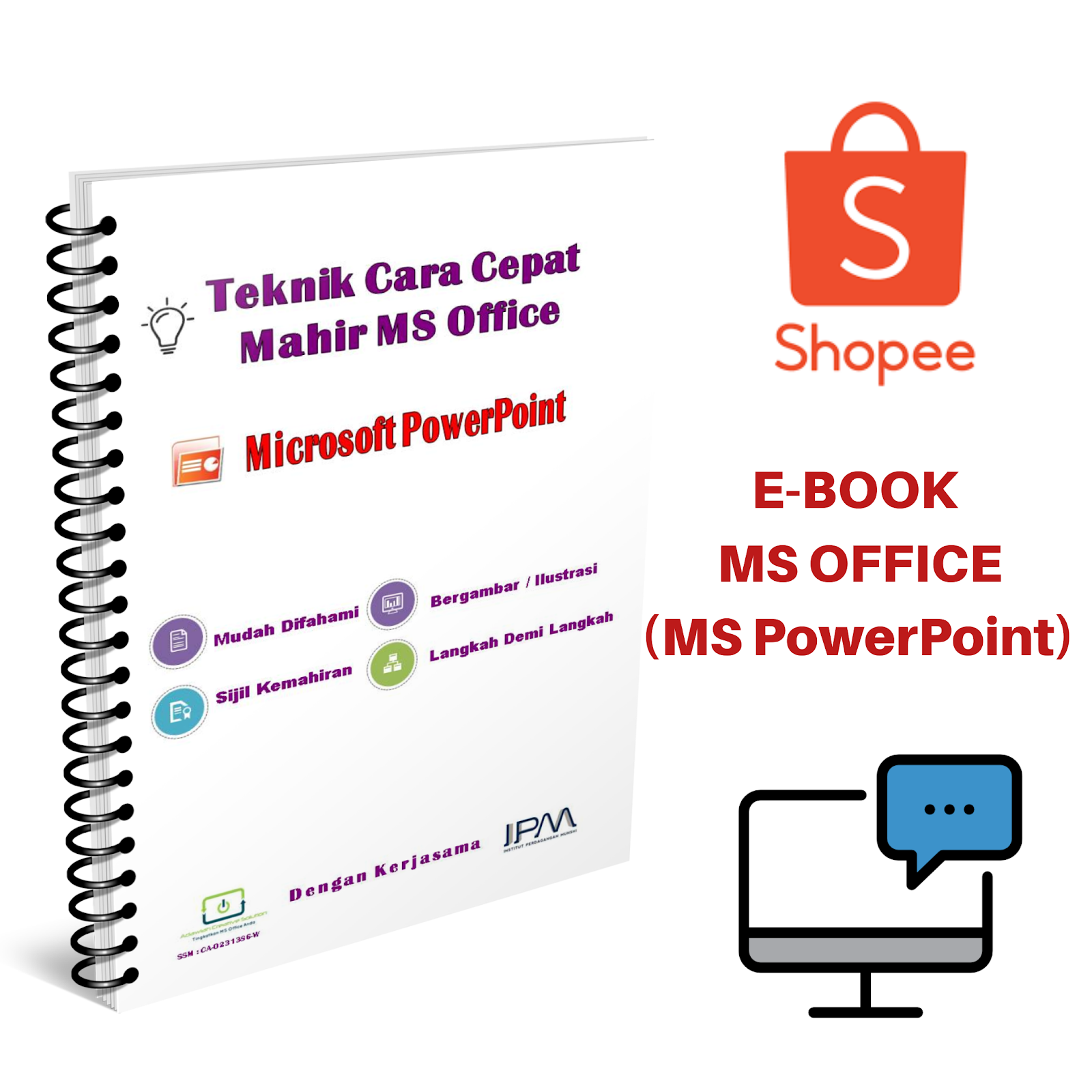 Ebook MS PowerPoint