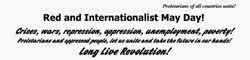 Red and Internationalist May Day 2015