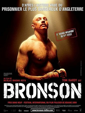 Bronson affiche