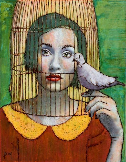 l'oiseau (vendu)