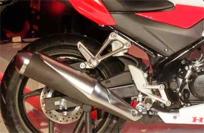 Knalpot All New Honda CBR150R