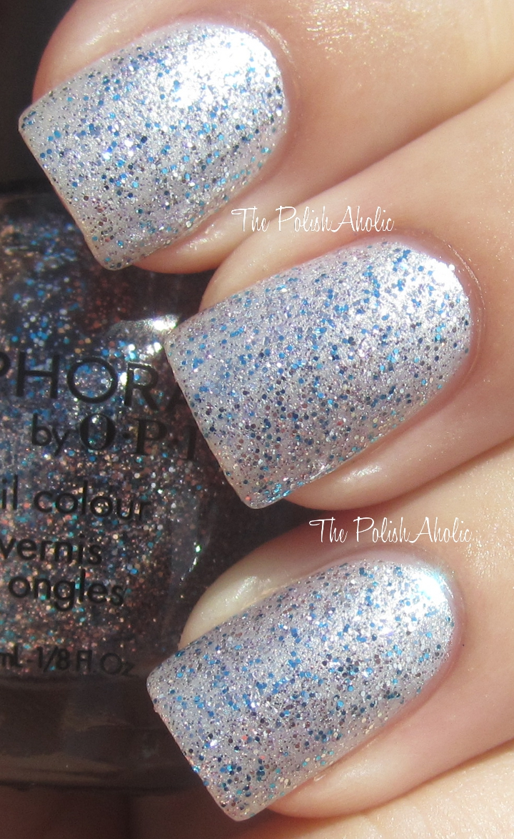 The PolishAholic: Sephora by OPI Disney Cinderella A Brush With Fate ...