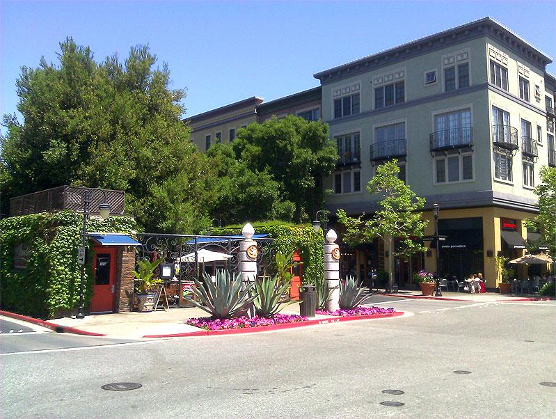 Santana Row A Shopping Adventure Mall Memories San Francisco Bay Area A