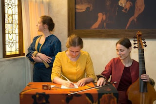 Muziekvoorstelling Variaties op Vermeer