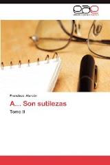 A...son Sutilezas tomo II de Francisco Alarcón