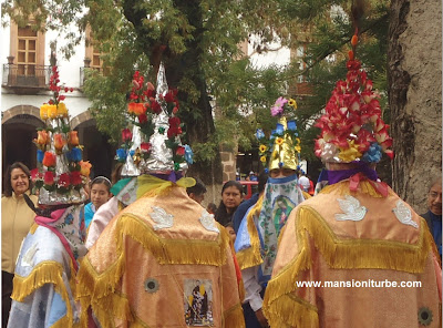 Mexican Festivites: The Moors of Tejaro in Patzcuaro