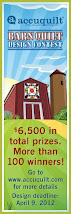 Accuquilt Barn Block Contest
