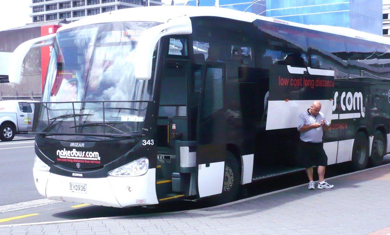 NZ In Tranzit: August 2011