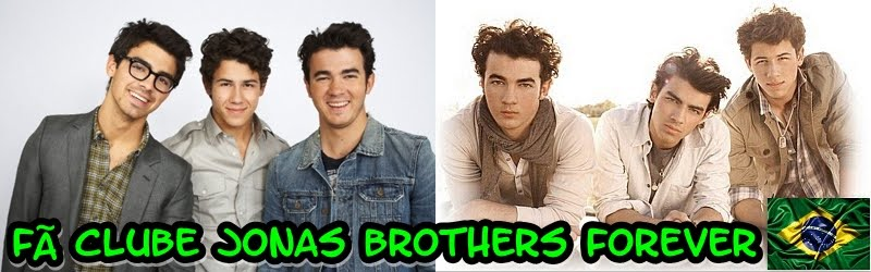 Fã Clube Jonas Brothers Forever ♥