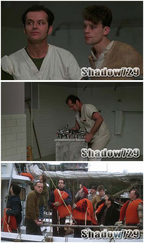 One Flew Over the Cuckoo's Nest (1975) | Atrapado Sin Salida