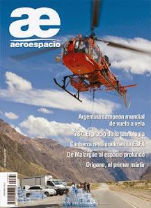Revista Aeroespacio - FAA