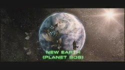 New Earth aka Planet Bob from Titan AE