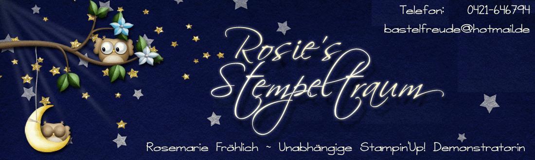 Rosie`s Stempeltraum
