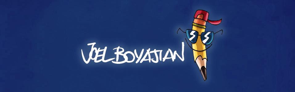Joel Boyajian - ilustrador freelance - cartoonace@gmail.com