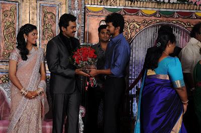 Karthi Wedding Reception Photos wallpapers