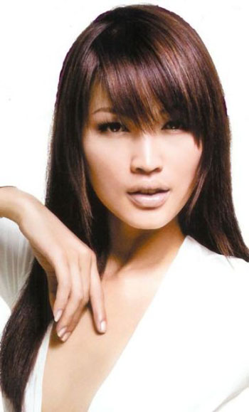 Malaysian Celebrity Model Amber Chia-10