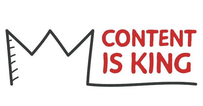 """Fragmeny okładki publikacji """"Przewodnik Content Marketingu"""""""