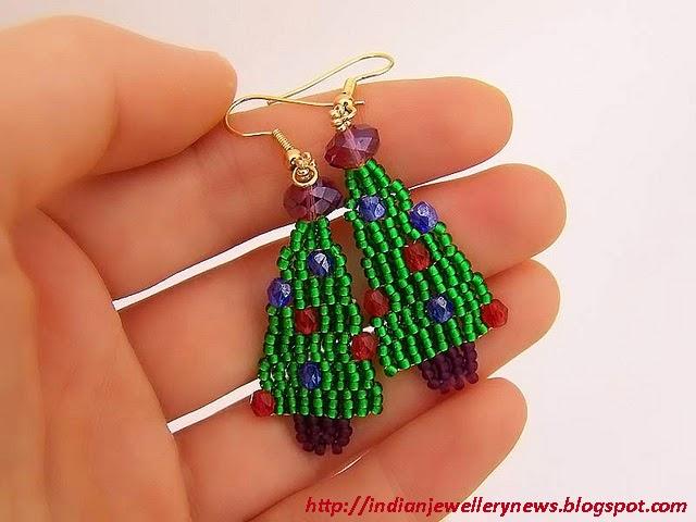 Christmas Beads Jewellery