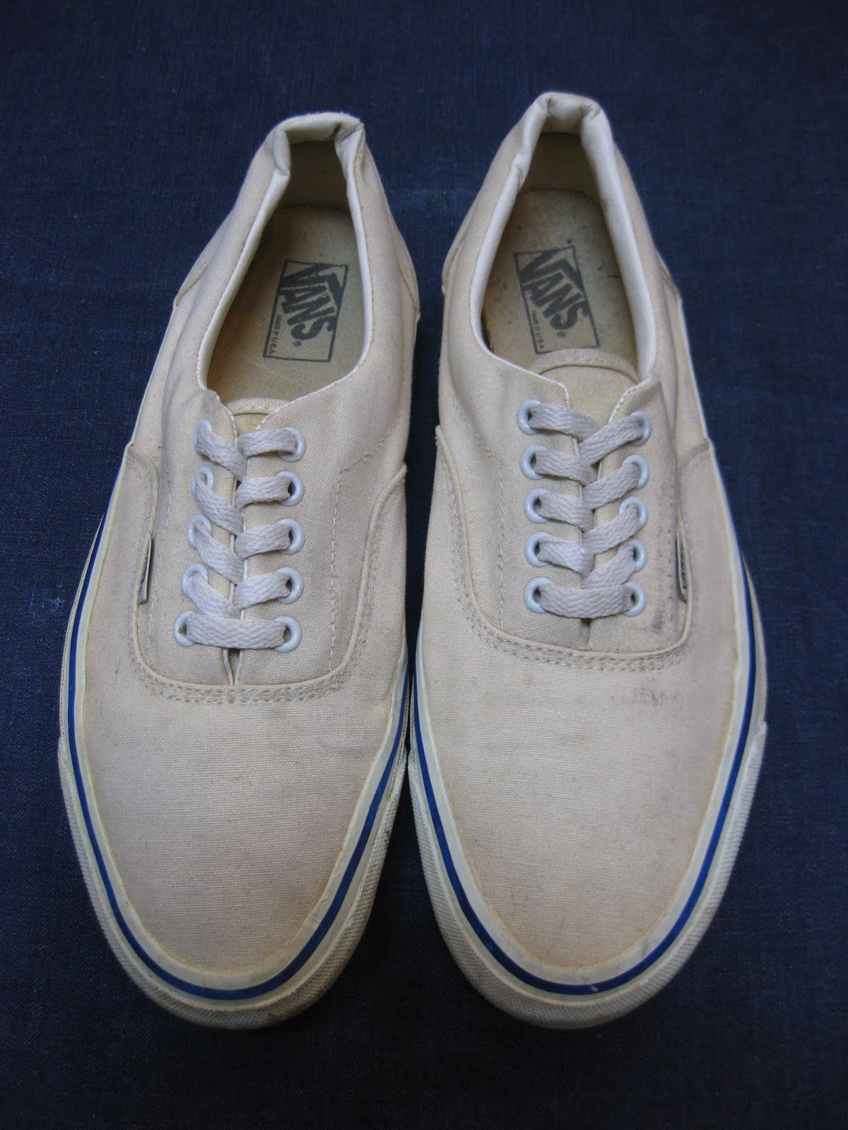 OLD               MADE IN U.S.A.               「VANS ERA」