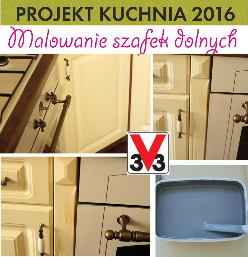 Projekt Kuchnia 3 Jak Przerobic Szafki Kuchenne Z Mdf Zrywac Czy