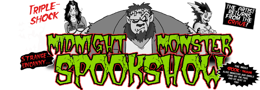 Monsterfink's Midnight Monster Spookshow
