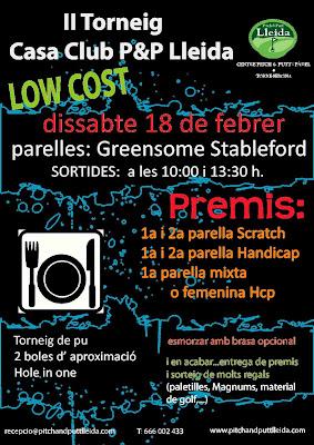 Torneig Casa Club P&P Lleida