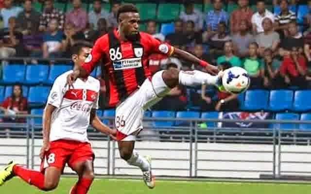 Persipura vs Kuwait SC