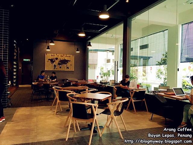 Arang Coffee, Bayan Lepas, Penang