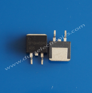 Jual Transistor SF10A400HD (TO-263)
