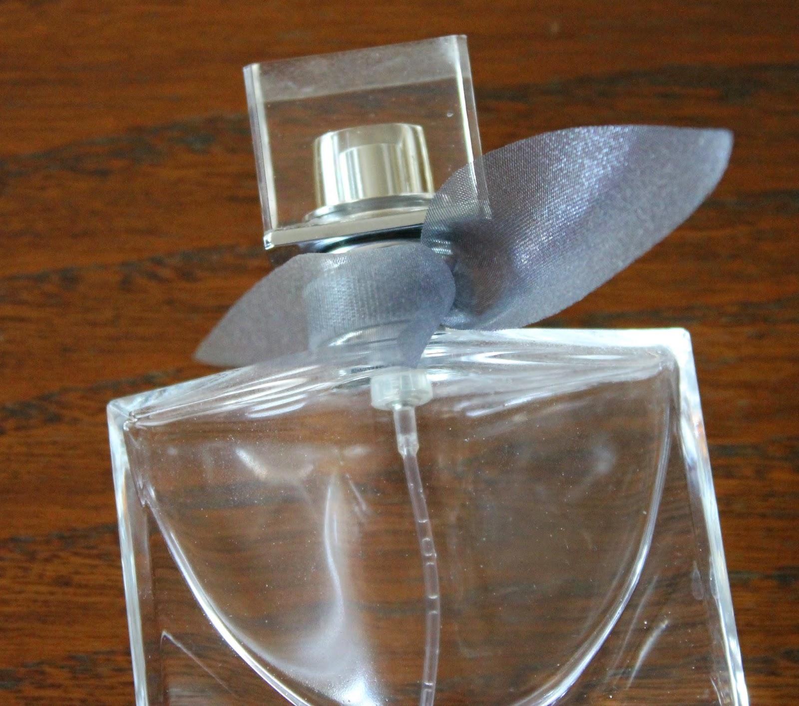 papillonsdonyx blog suisse beauté produits terminés lancôme la vie est belle parfum