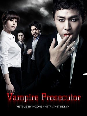Cng T Vin Ma C Rng - Vampire Prosecutor (2011) - VIETSUB - (12/12)