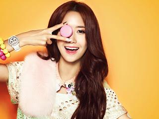 SNSD Girls Generation Yoona (윤아; ユナ) Wallpaper