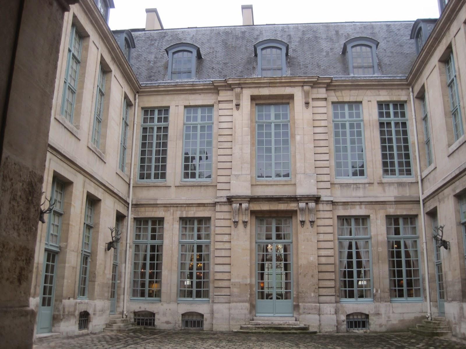 Musee De La Chasse Et Nature Paris