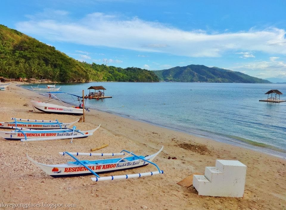 Going Places Undiscovered Sampaguita Beach Of Bauan Batangas
