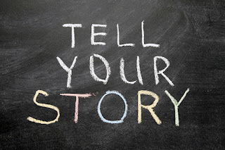 Tell Your Boring Story