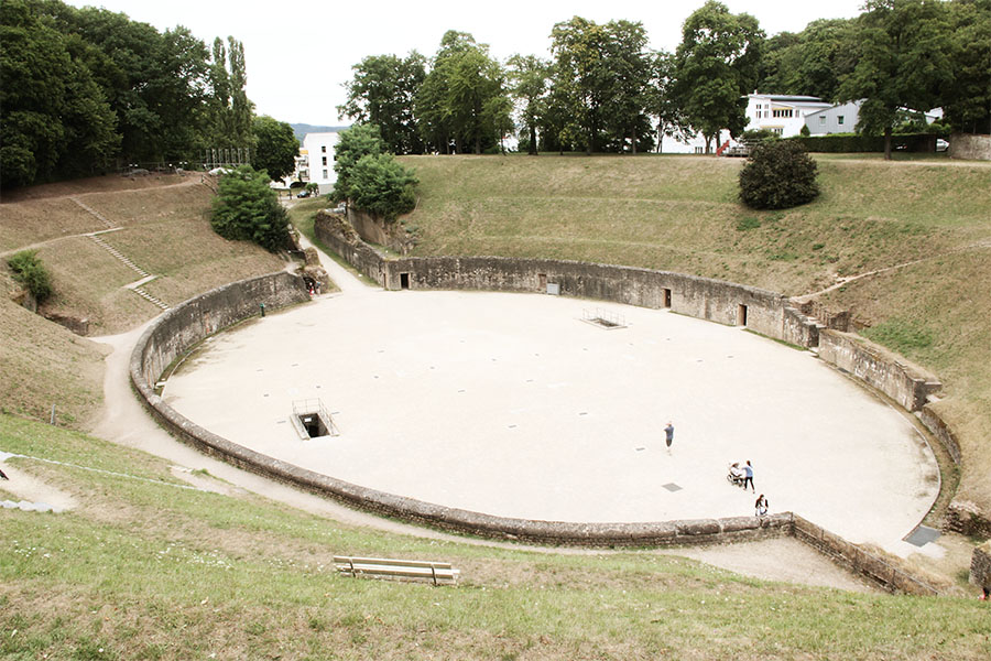 The Trier Amphitheater