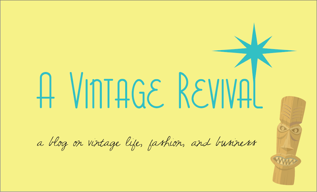 A VINTAGE REVIVAL