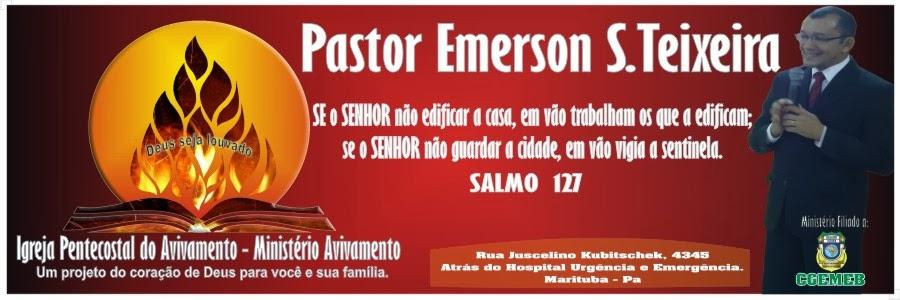 Pr. Emerson Teixeira