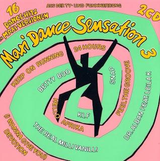 Maxi Dance Sensation vol.3 (1991)