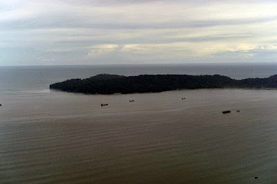 Nusakambangan Island, where Indonesia carried out the execuctions