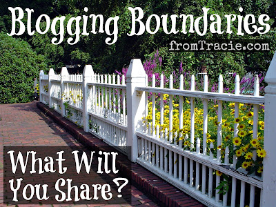 What Will You Share On Your Blog?