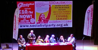 Socialism 2014 Rally Platform Speakers