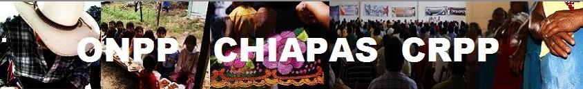 ONPP-CRPP Chiapas