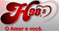 ouvir a Rádio Harmonia FM 98,3 ao vivo e online Rio Brilhante MS