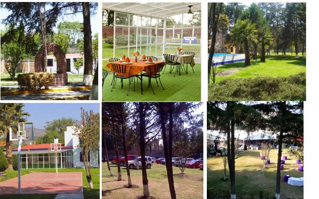 Instalaciones Hotel Finca las Horténcias