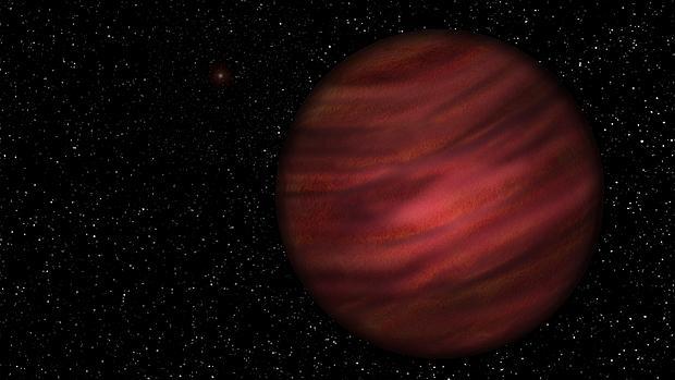 Hallan un mundo a un billón de km de su estrella